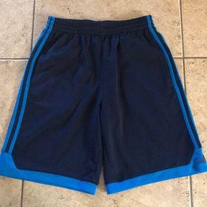Kids Adidas Basketball Shorts Size 14-16